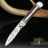 Hubertus Solingen Limited Edition Allied Command Berlin Stag Springer Automatic Knife