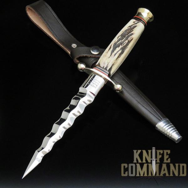Linder Solingen Stag Kris Dagger Knife 218613