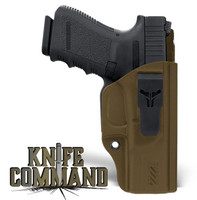 Blade-Tech Klipt Appendix IWB Pistol Gun Holster Dark Earth Concealed Carry Inside Waistband
