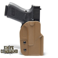 Blade-Tech Signature OWB Pistol Gun Holster Dark Earth RH Outside Waistband