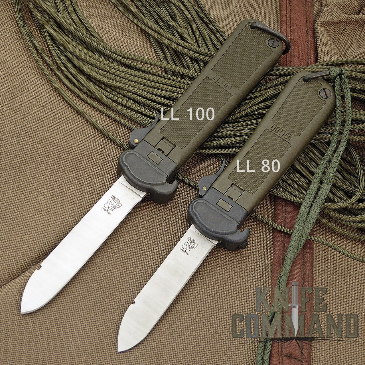 Eickhorn Solingen LL 80 Paratrooper Knife