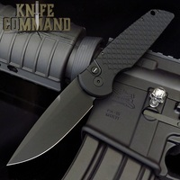 "Pro-Tech Knives Tactical Response 3 TR-3 X1 Operator Automatic Knife Sterile Folder 3.5"" Blade Tritium Button"