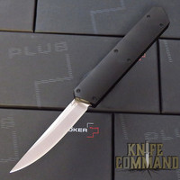 Boker Plus USA Kwaiken Black OTF Automatic Knife Black / Satin D2 06EX551 Cobratec Knives