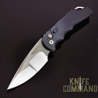 """Pro-Tech Knives Tactical Response 4.50 Automatic Knife Folder 4"""" Ihrie Hand Ground Compound Mirror Blade"""