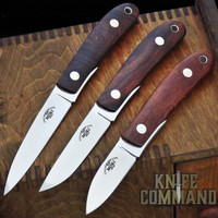 Moki Limited Edition Banff Fixed Blade Knife in Desert Ironwood