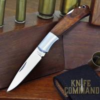Moki MK-644I Limited Edition Desert Ironwood Classic Lockback Folding Knife