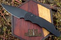"Pro-Tech Knives Tactical Response TR-5 Operator Sterile Automatic Knife Police Law Enforcement Folder 3.25"" Tritium Button"