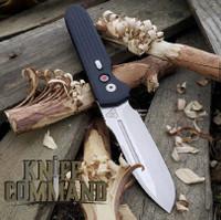 "Pro-Tech Knives Invictus Automatic Knife Prometheus Design Werx Folder 3.5"" Bead Blasted Blade"