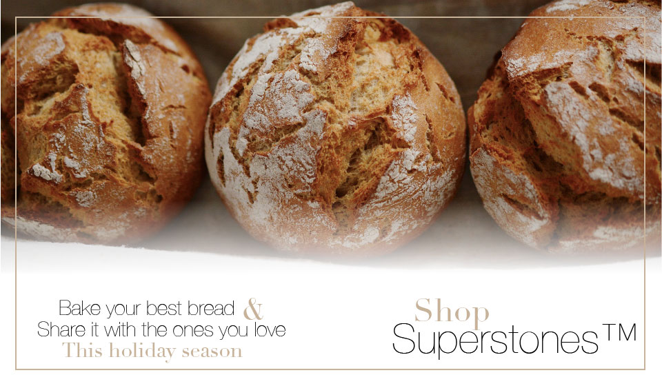Sassafras® Superstone™ Bread Bakers and Roasters