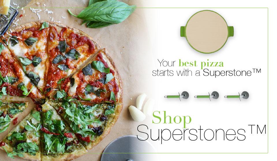 Sassafras® Superstone™ Pizza Stones
