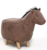 Large Horse Animal Stool