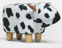 Small Cow Animal Stool