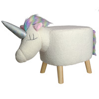 Amelia Ann Unicorn Stool
