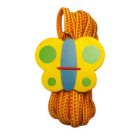 Chinese Jump Rope, Yellow