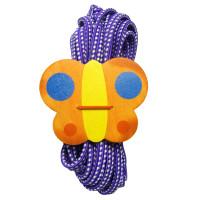Chinese Jump Rope, Purple