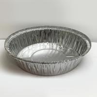 """7"""" Aluminum Round Pans, Pack of 500"""