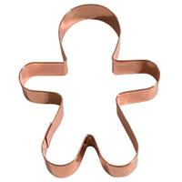 Gingerbread Man Copper Cookie Cutter