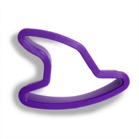 Purple Wizard Hat Cookie Cutter-- Set of 8
