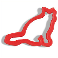 Red Cat Cookie Cutter-- Set of 8