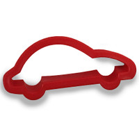 Red Car Cookie Cutter-- Set of 8