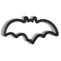 Black Bat Cookie Cutter-- Set of 8