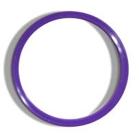 Purple Baseball Cookie Cutter-- Set of 8
