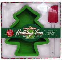 Holiday Tree Silicone Mold Set