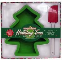 Holiday Tree Silicone Mold Set
