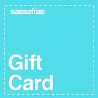 Sassafras Gift Card