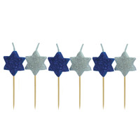Star of David Candles