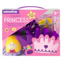 Fairy Princess Cake and Cookie Baking Kit