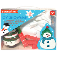 Icy Snowman Baking Kit
