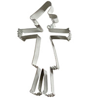 Scarecrow Stainless Steel Cookie Cutter