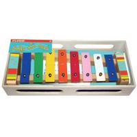 Bright Stripe Xylophone