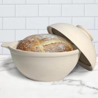 Superstone® Bread Dome with Glazed Interior Base
