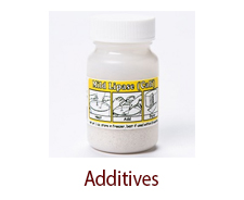 Cheese Additives