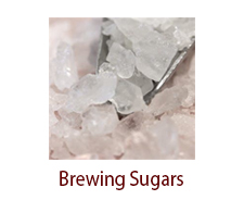 Brewing Sugars