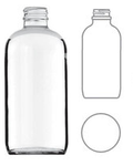 4 oz. Sample Bottle w/cap