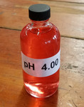 pH 4.00 Buffer Solution (4 oz.)