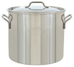32 Qt. (8.0 Gal.)  S/S Brew Kettle  (Out of Stock)