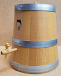 French Oak Vinegar Barrel - 10 Liter (Out of Stock)