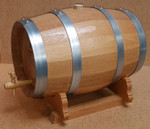 French Oak Barrel w/Stand - 10 Liter  (Out of Stock)
