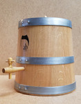 French Oak Barrel - 6 Liter (Out of Stock)