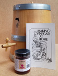French Oak Barrel Vinegar Kit - 10 Liter (Out of Stock)