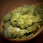Whole Flower Hops - Perle