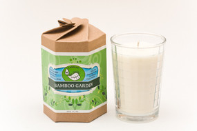 Bamboo Garden 5 oz glass