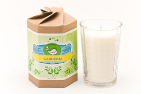 Gardenia 5 oz glass