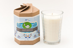 Patchouli 5 oz glass