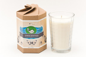 Unscented 5 oz glass