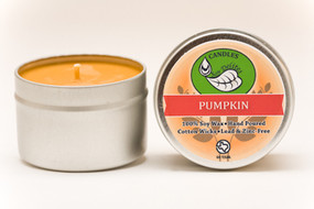 Pumpkin Travel Tin